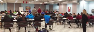 SAME Lake Michigan Post supported the MATHCOUNTS competition at Lake County College on February 20, 2016. Winners will compete at the State completion on May 19th, 2016.
